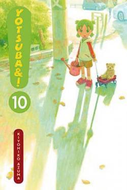 Yotsuba Vol 10