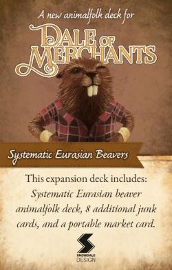 Dale of Merchants Beaver Mini Expansion