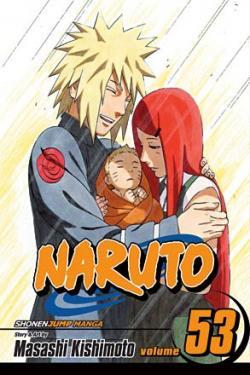 Naruto Vol 53