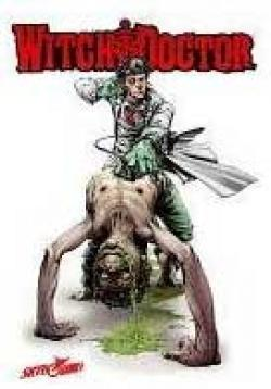Witch Doctor Vol 1: Under the Knife