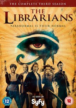 The Librarians, The Complete Third Season