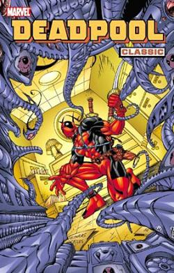 Deadpool Classic Vol 4