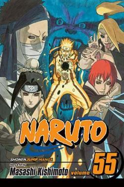 Naruto Vol 55