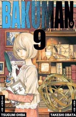 Bakuman Vol 9