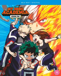 My Hero Academia, Season 2