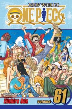 One Piece Vol 61