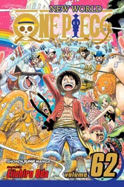 One Piece Vol 62