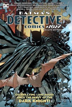 Detective Comics #1027 Deluxe Edition