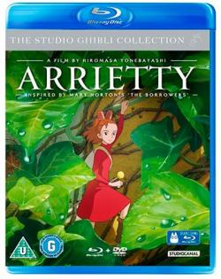 Arrietty/Lånaren Arrietty