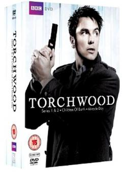 Torchwood Series 1-4