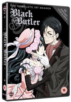 Black Butler, Complete Series 1