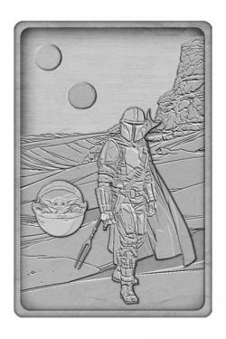 Iconic Scene Collection Limited Edition Ingot The Mandalorian