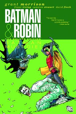 Batman and Robin Vol 3: Batman Must Die