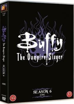 Buffy The Vampire Slayer Season Six