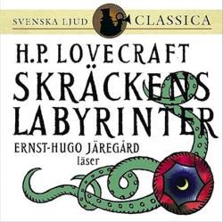 Skräckens labyrinter - ljudbok (Ernst-Hugo Järegårds inläsning)