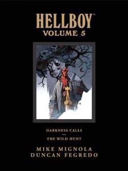Hellboy Library Edition Vol 5