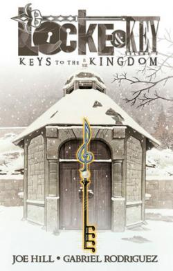 Locke & Key Vol 4: Keys to the Kingdom