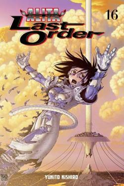 Battle Angel Alita Last Order Vol 16