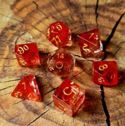 Bloodrune (set of 7 dice)