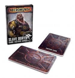 Slave Ogryn Tactics Cards