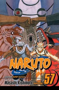 Naruto Vol 57