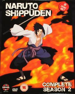 Naruto Shippuden Complete Season 2
