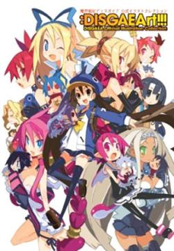 Disgaeart: Disgaea Offical Illustrated Collection
