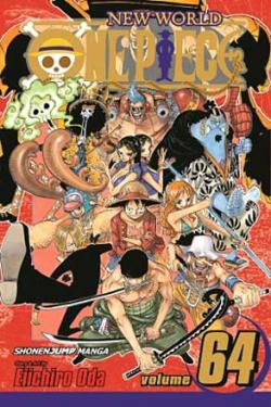One Piece Vol 64