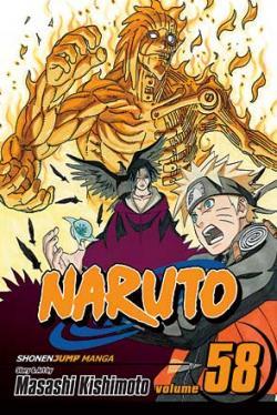 Naruto Vol 58