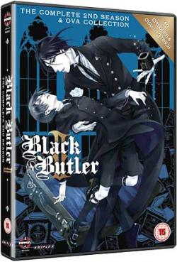 Black Butler, Complete Series 2