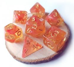 Freja (set of 7 dice)