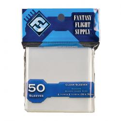 Light Blue - Square Board Game Sleeves