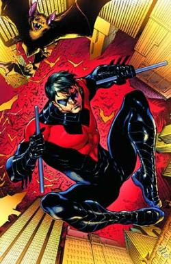 Nightwing Vol 1: Traps and Trapezes