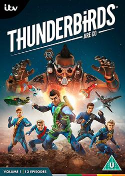 Thunderbirds Are Go, Series 2, Volume 1