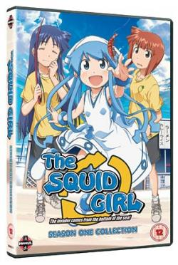 Squid Girl, Complete Series 1