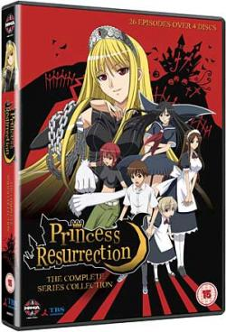 Princess Resurrection, The Complete Series