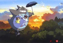 Totoro pussel 202, 300 bitar