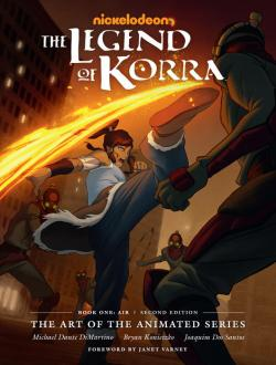The Legend of Korra: Art of the Animated Series Book 1: Air