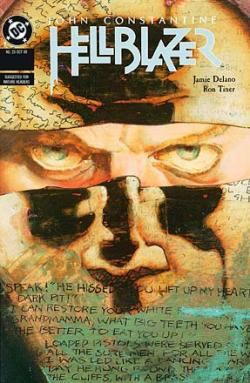 Hellblazer Vol 4: The Family Man