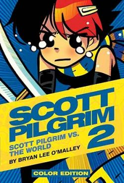 Scott Pilgrim vs The World Color Edition