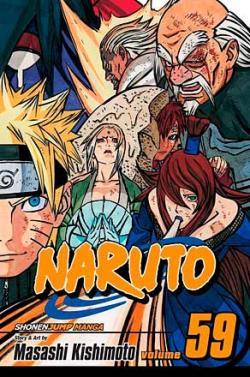 Naruto Vol 59