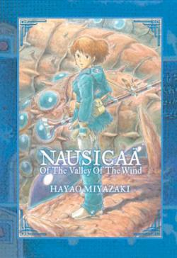Nausicaä of the Valley of the Wind Deluxe Edition Boxed Set