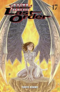 Battle Angel Alita Last Order Vol 17