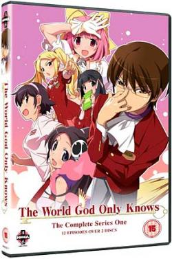 The World God Only Knows, The Complete Series 1