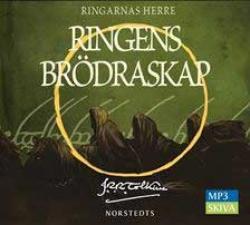 Ringens brödraskap - MP3 ljudbok