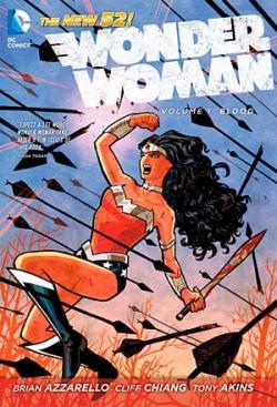 Wonder Woman Vol 1: Blood
