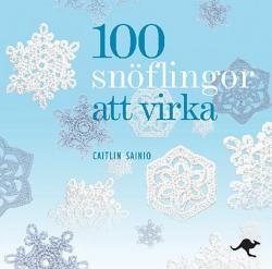 100 snöflingor att virka