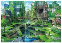 Jigsaw Puzzle 1000 Piece Shibuya Labyrinth (1000T-158)