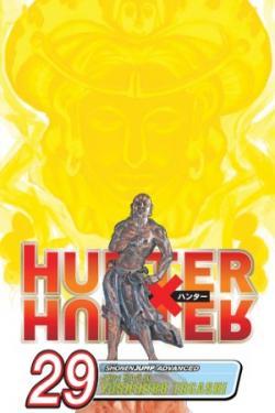 Hunter X Hunter Vol 29