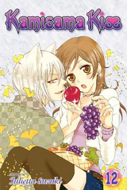 Kamisama Kiss Vol 12